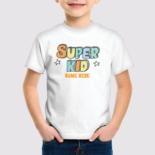 Super Kid Boys T-Shirt