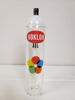 KOKLON SPRAY PAINT GLASS WATER RIG