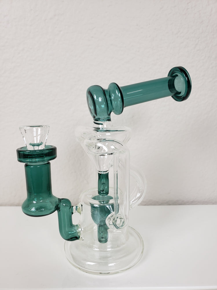COLOR CHANGING BANGER & RECYCLER