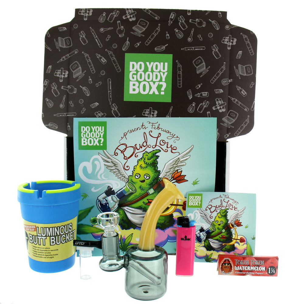 BUD LOVE GOODY BOX