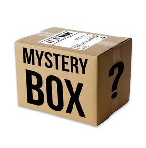 TOP SECRET MYSTERY BOX