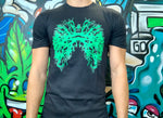 GREEN LUNGS TSHIRT