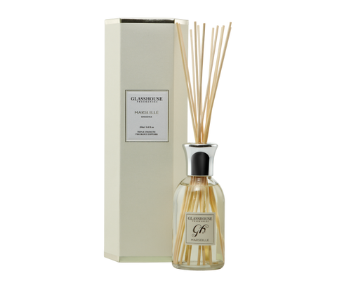 Glasshouse Fragrance Diffuser - Marseille
