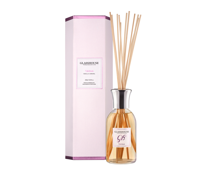 Glasshouse Fragrance Diffuser - Tahaa