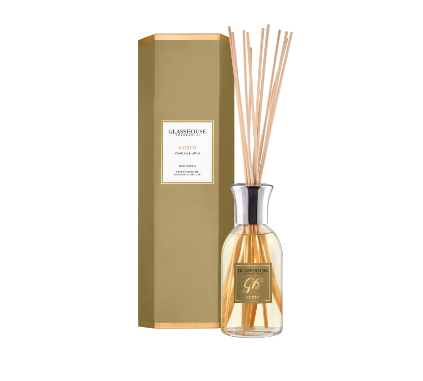 Glasshouse Fragrance Diffuser - Kyoto