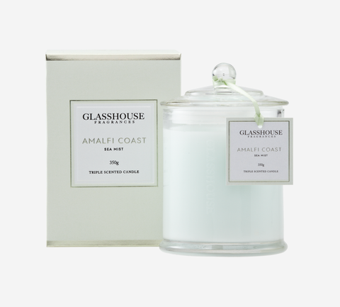 Glasshouse Candle - Amalfi Coast
