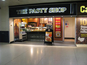 Nutritious Fast Food - Ufit Now in The Pasty Shop!