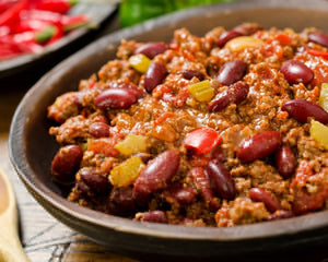Heart Healthy Chilli Con Carne