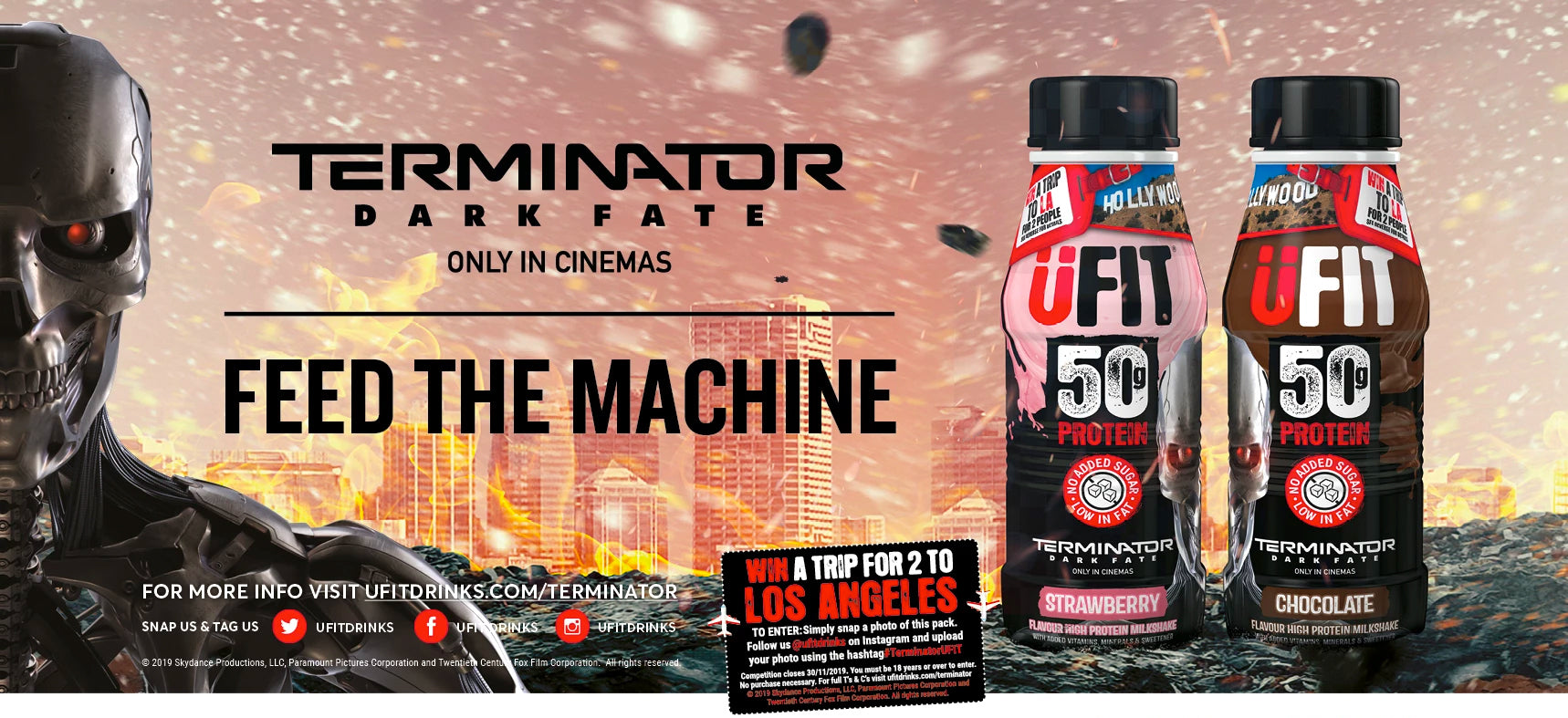 UFIT Terminator Competition