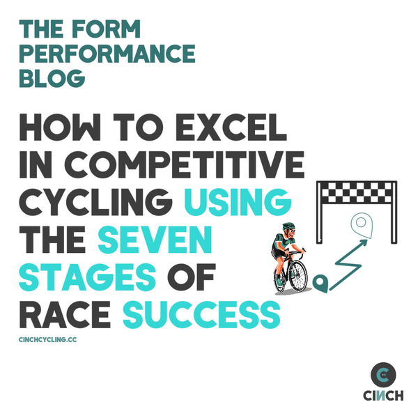 the 7 stages of success in competitive cycling