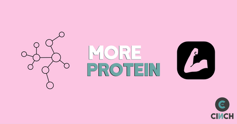 eat more protein for your period