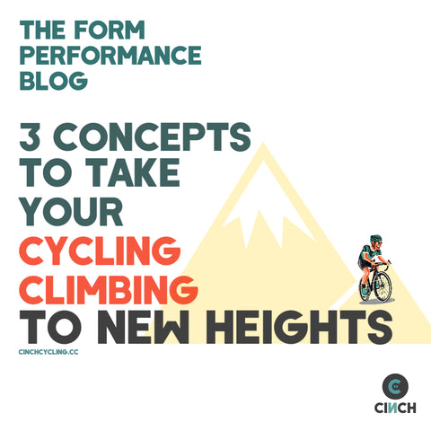 CYCLING CLIMBING TIPS HOW TO