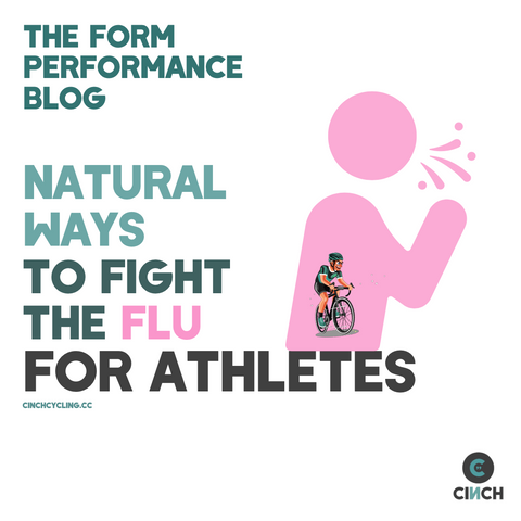 NATURAL WAYS TO FIGHT THE FLU FOR ATHLETES