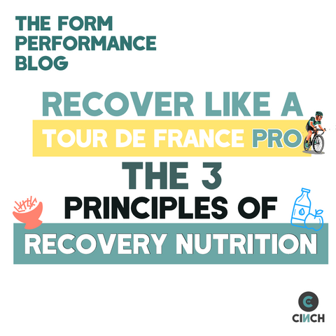 Tour de France Recovery Nutrition For Cyclist