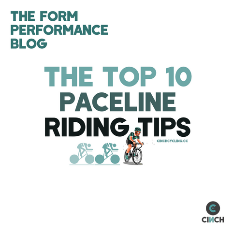 how to ride in a paceline cycling tips pace line
