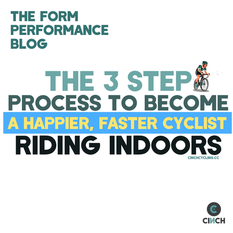 3 steps to enjoy indoor training with better results