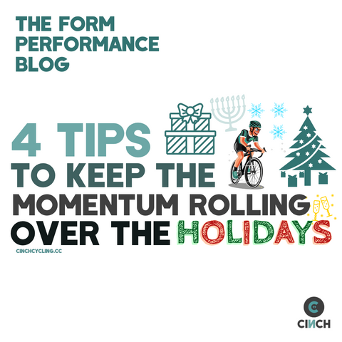 4 TIPS FOR HOLIDAY CYCLING ATHLETE ENDURANCE