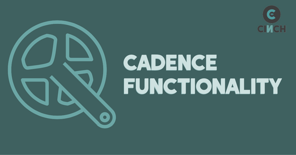 cadence functionality meme graphic cycling