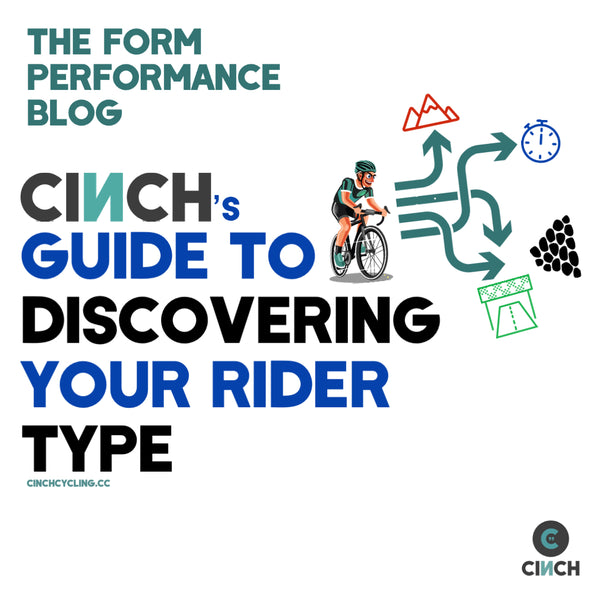 guide to discover your rider type