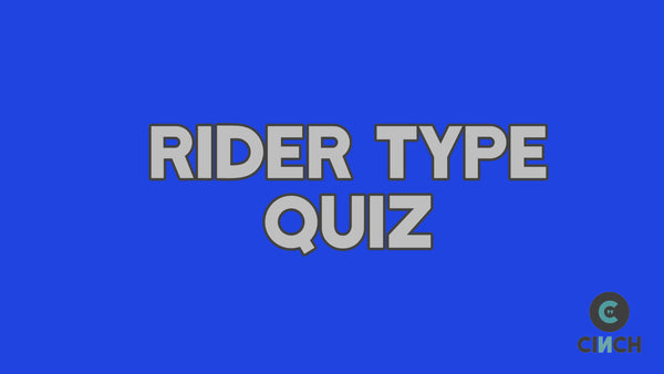 rider type quiz cycling