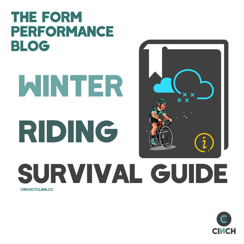WINTER RIDING CYCLING SURVIVAL TIPS GUIDE HOW TO