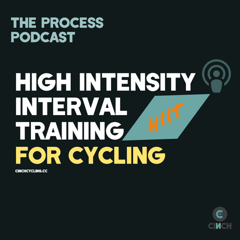 HIIT HIGH INTENSITY INTERVAL TRAINING FOR CYCLING