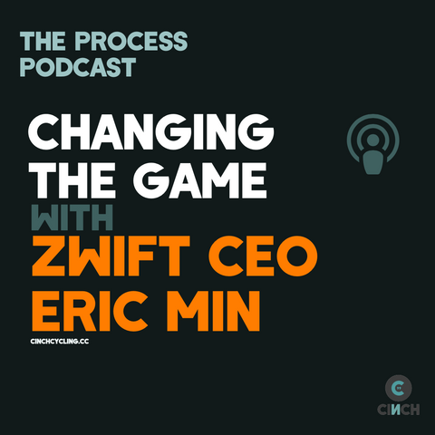 Zwift CEO Eric Min Podcast