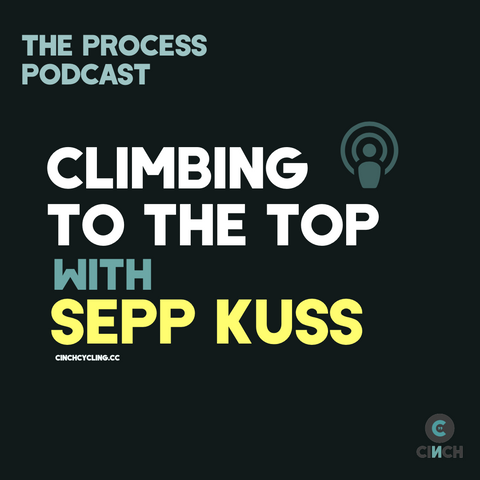SEPP KUSS CYCLIST PODCAST