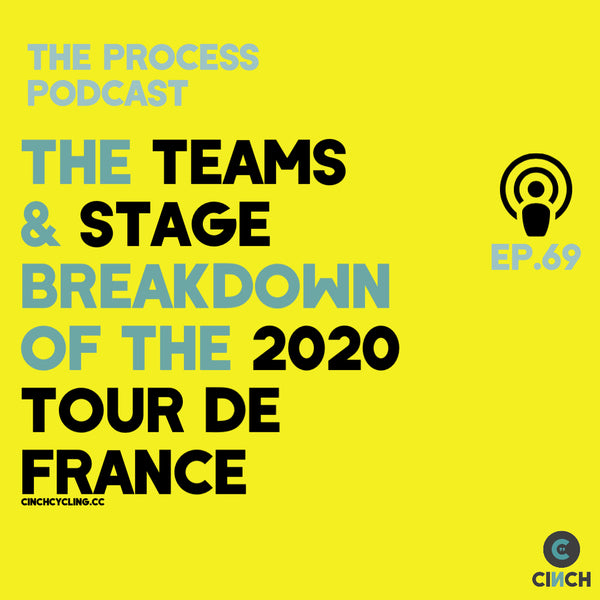 2020 Tour de France Breakdown Teams and Stage