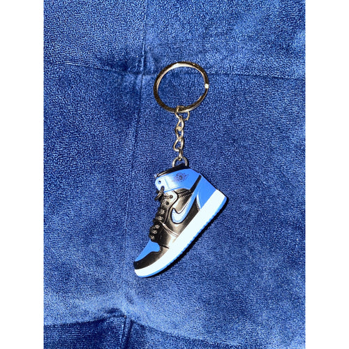 SNEAKER KEYCHAIN - BLUE - HAUS OF RISS