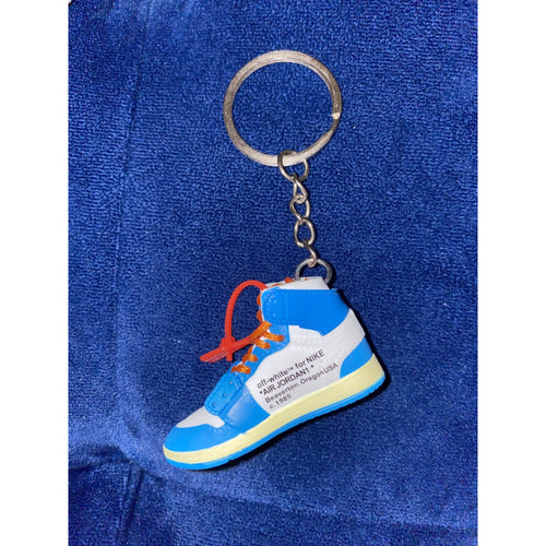 SNEAKER KEYCHAIN - OW INSPIRED - HAUS OF RISS
