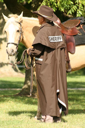Sheriff Rain coat (Order by phone only)