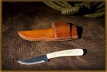Shark Tooth Knife by Pine Ridge Knife Company