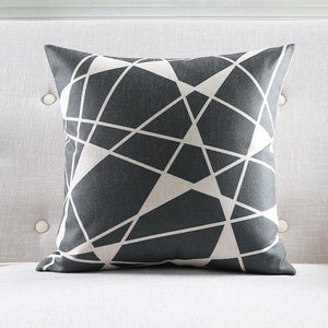 Black Galaxy Cushion