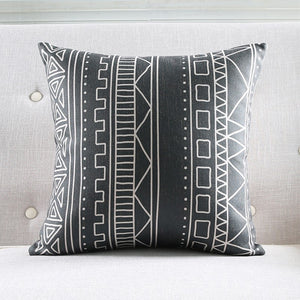 Tribal Print Cushion