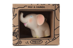 Oli&Carol Bad speeltje vintage animal olifant
