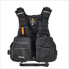 ADJUSTABLE FLY FISHING VEST WITH SAFETY FEATURES