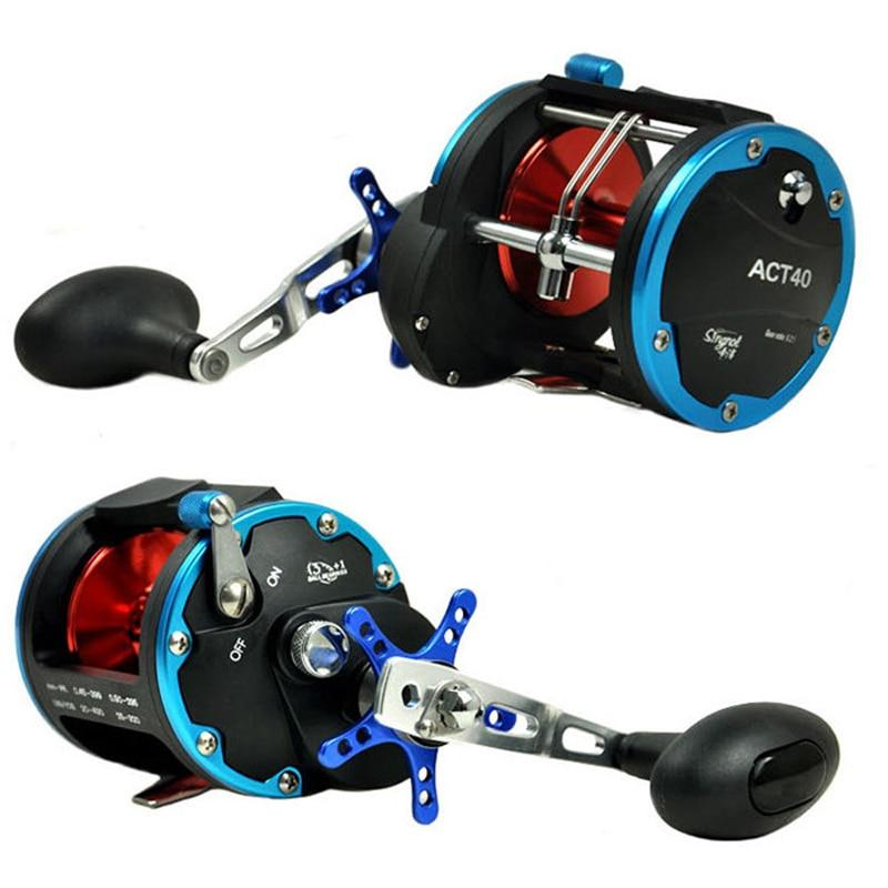 TROLLING ACT20 ACT30 ACT40--4BB FISHING REEL FOR DEEP SEA
