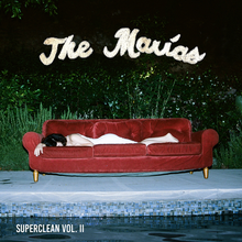 Load image into Gallery viewer, SOLD OUT: The Marías - Superclean Vol. l & II LP (limited holiday press)