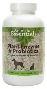 ANIMAL ESSENTIALS Plant Enzymes & Probiotic Supplement For Dogs & Cats