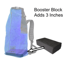 K9 SPORT SACK Booster Block