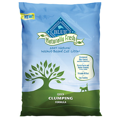BLUE BUFFALO Natural Fresh Clumping Litter 6 lb