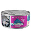BLUE BUFFALO Wilderness Grain-Free Turkey and Chicken Canned Dog Food 24/5.5 oz