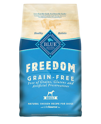 BLUE BUFFALO Freedom Grain-Free Chicken Dry Dog Food