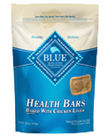 BLUE BUFFALO Chicken Liver Health Bars for Dogs 16 oz