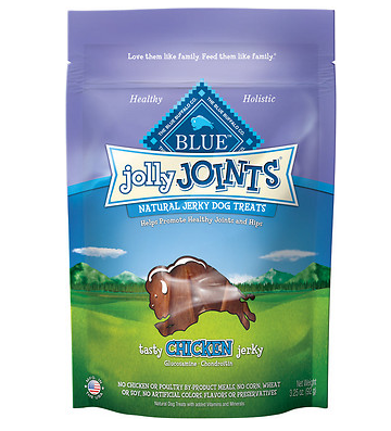 BLUE BUFFALO Jolly Joints Chicken Jerky 3.25 oz