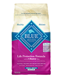 BLUE BUFFALO Small Breed Senior Chicken and Brown Rice Dry Dog Food
