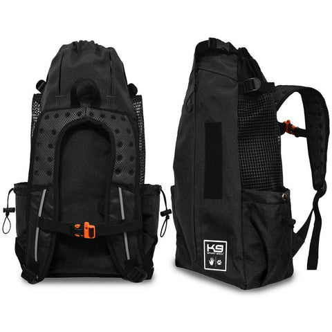 K9 SPORT SACK Air Backpack Carrier - Jet Black