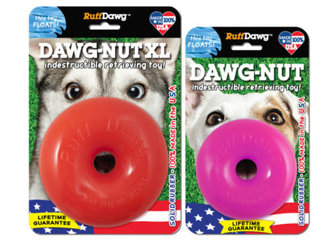 RUFFDAWG Dawg-nut Toy