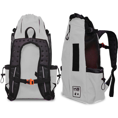 K9 SPORT SACK Air Backpack Carrier - Light Grey